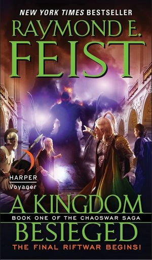 A Kingdom Besieged book image