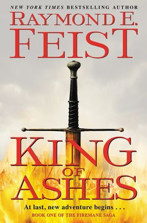 King of Ashes book image