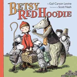 Betsy Red Hoodie book image