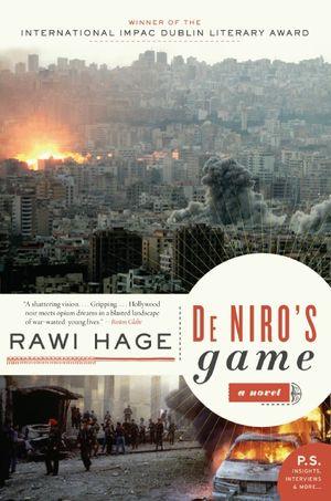 De Niro's Game book image