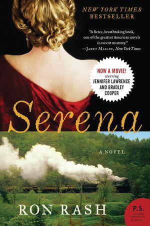 Serena book image