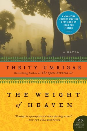 The Weight of Heaven book image