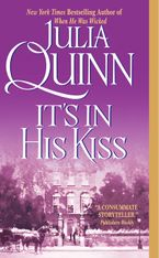 It's in His Kiss: The Epilogue II Downloadable audio file UBR by Julia Quinn