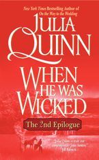 When He Was Wicked: The Epilogue II Downloadable audio file UBR by Julia Quinn