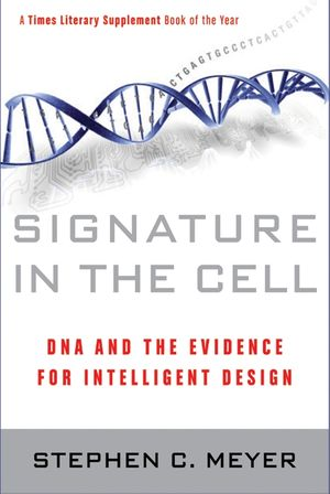 Signature in the Cell book image