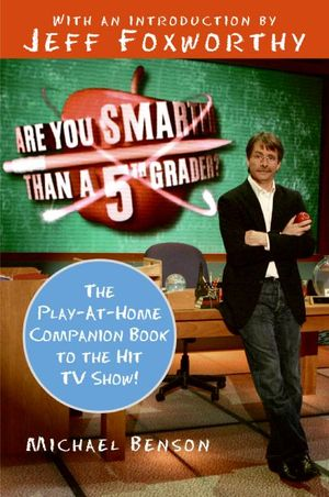 Are You Smarter Than a Fifth Grader? book image