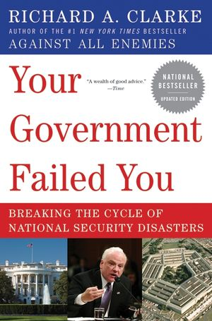 Your Government Failed You book image