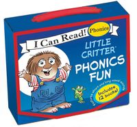 Little Critter 12-Book Phonics Fun!