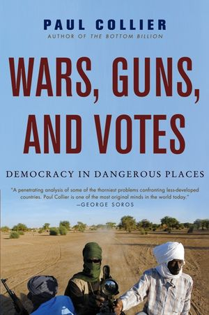 Wars, Guns, and Votes book image