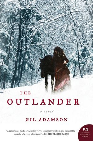 The Outlander book image