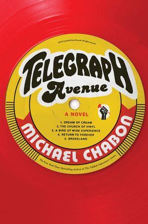 Telegraph Avenue book image