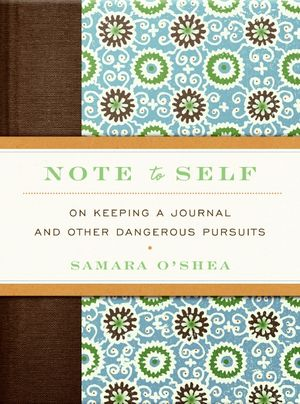 Note to Self book image