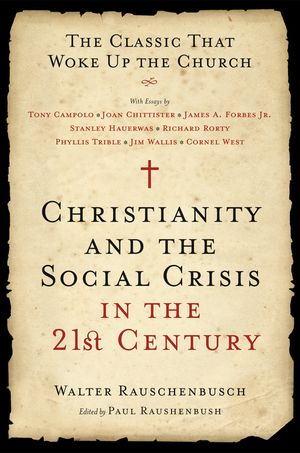 Christianity and the Social Crisis in the 21st Century book image