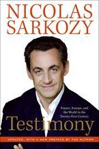 Testimony Paperback  by Nicolas Sarkozy