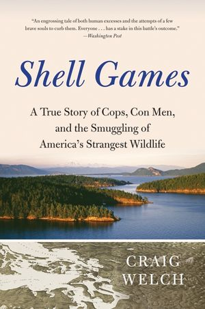 Shell Games book image