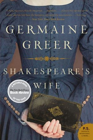 Shakespeare's Wife book image
