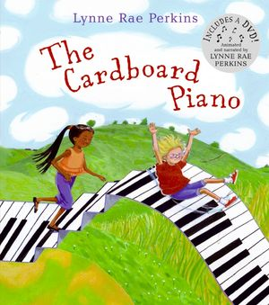 The Cardboard Piano book image