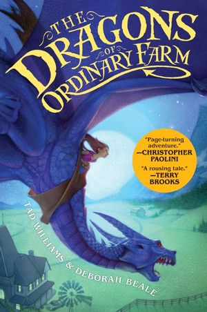 The Dragons of Ordinary Farm book image