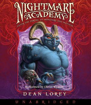 Nightmare Academy book image