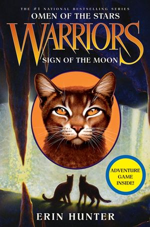 Warriors: Omen of the Stars #4: Sign of the Moon book image