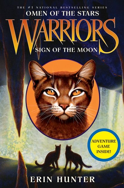 Warriors: Omen of the Stars #4: Sign of the Moon - Erin