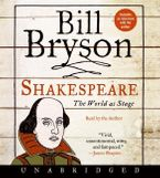 Shakespeare Downloadable audio file UBR by Bill Bryson