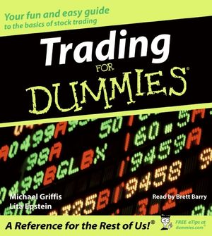 Trading for Dummies book image