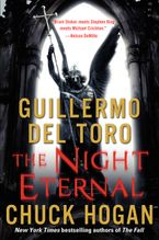 The Night Eternal Hardcover  by Guillermo del Toro