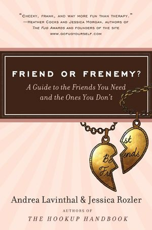Friend or Frenemy? book image