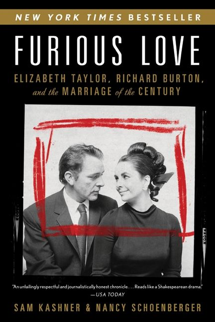 Image result for furious love book richard burton images