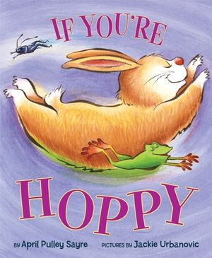 If You're Hoppy book image