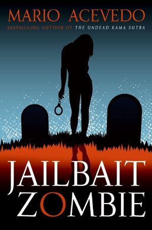 Jailbait Zombie book image