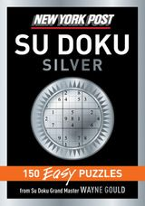 New York Post Silver Su Doku