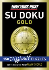 New York Post Gold Su Doku