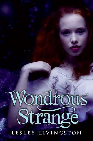 Wondrous Strange book image