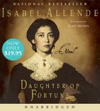 Daughter of Fortune Low Price CD CD-Audio UBR by Isabel Allende