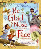 be-glad-your-nose-is-on-your-face