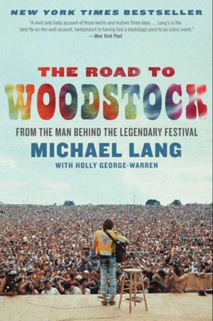 The Road to Woodstock book image