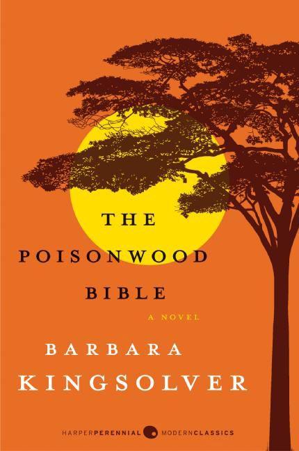 The poisonwood bible barbara kingsolver paperback the poisonwood bible fandeluxe Choice Image