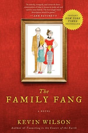 The Family Fang book image