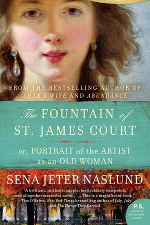 The Fountain of St. James Court; or, Portrait of the Artist as an Old Woman book image