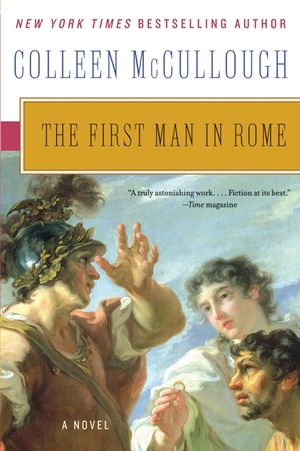 The First Man in Rome book image