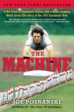 The Machine Paperback  by Joe Posnanski