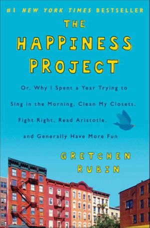 The Happiness Project book image