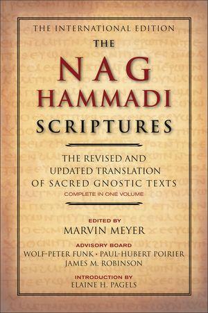 The Nag Hammadi Scriptures book image