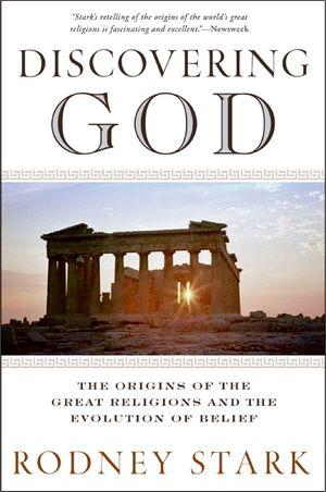 Discovering God book image