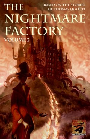 The Nightmare Factory: Volume 2 book image