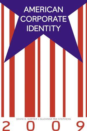 American Corporate Identity 2009 book image
