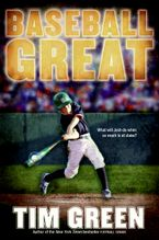 Baseball Great Hardcover  by Tim Green