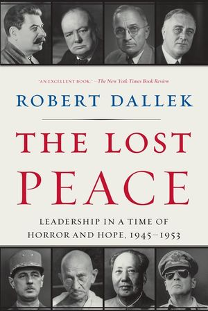 The Lost Peace book image